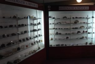 Centro de Minerales de la UNSa