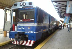 Tren a Guemes
