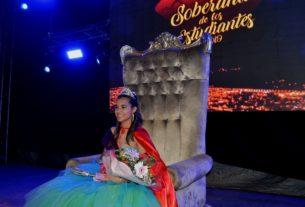 Reina de los Estudiantes capitalina 2019