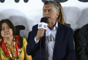 Macri en Corrientes