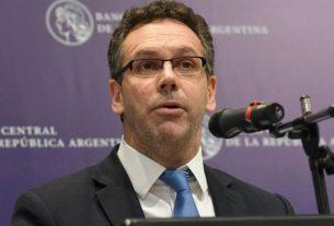Presidente del Banco Central