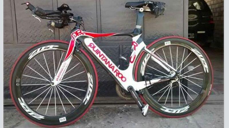 bicicleta costosa
