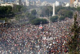 crisis chilena